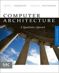 bokomslag Computer architecture - a quantitative approach