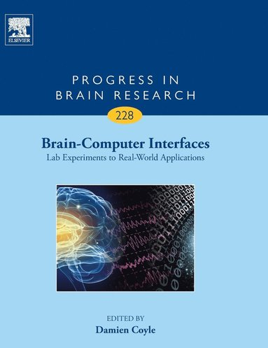 bokomslag Brain-computer interfaces: lab experiments to real-world applications