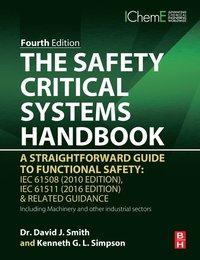 bokomslag The Safety Critical Systems Handbook