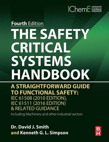 bokomslag The Safety Critical Systems Handbook