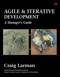 bokomslag Agile and Iterative Development - A Manager's guide
