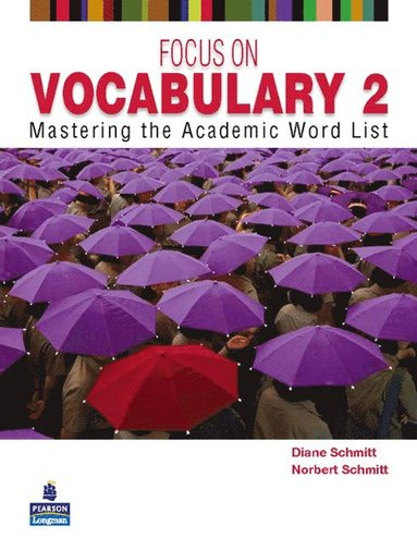 bokomslag Focus on Vocabulary 2: Mastering the Academic Word List