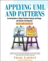 bokomslag Applying UML and Patterns: An Introduction to Object-Oriented Analysis and Design and Iterative Development