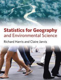 bokomslag Statistics for Geography and Environmental Science