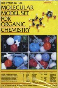 bokomslag Organic Chemistry Molecular Model Set