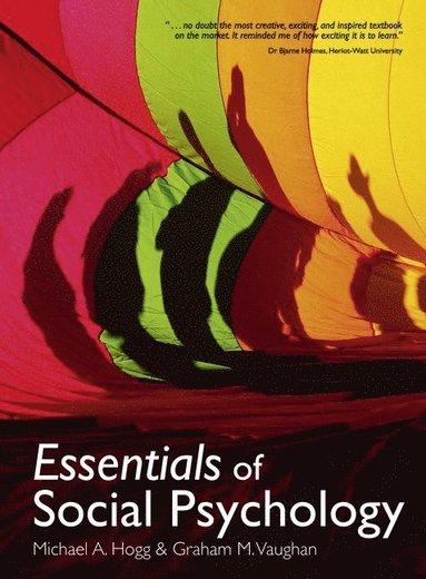 bokomslag Essentials of Social Psychology