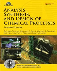 bokomslag Analysis, Synthesis and Design of Chemical Processes