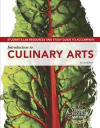 bokomslag Student Lab Resources & Study Guide for Introduction to Culinary Arts