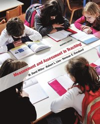 bokomslag Measurement and Assessment in Teaching Plus MyEducationLab with Pearson eText -- Access Card Package