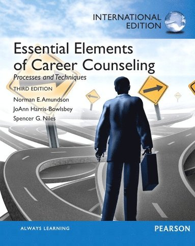 bokomslag Essential Elements of Career Counseling