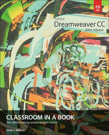 bokomslag Adobe Dreamweaver CC Classroom in a Book (2014 Release)