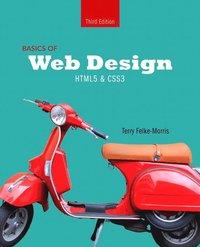 bokomslag Basics of Web Design