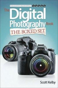 bokomslag Scott Kelby's Digital Photography Boxed Set, Parts 1, 2, 3, 4, and 5