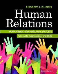 bokomslag Human Relations for Career and Personal Success