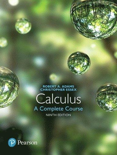 bokomslag Calculus: A Complete Course