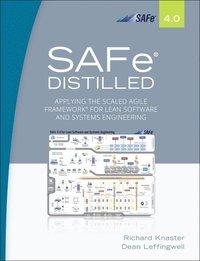 bokomslag SAFe 4.0 Distilled