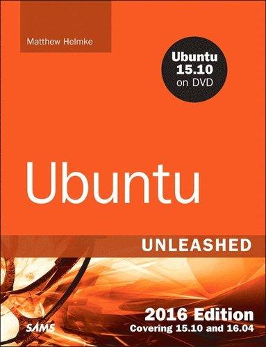 bokomslag Ubuntu Unleashed 2016 Edition