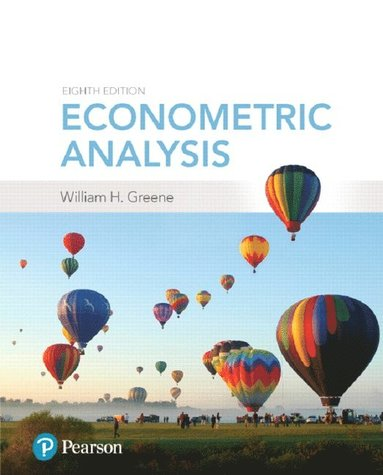 bokomslag Econometric Analysis