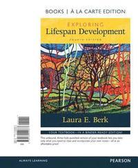 bokomslag Exploring Lifespan Development Books a la Carte Plus New Mydevelopmentlab-- Access Card Package