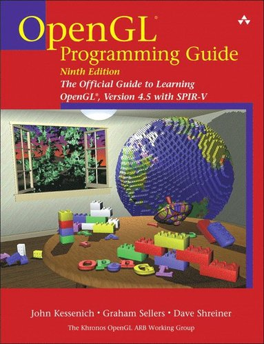 bokomslag Opengl programming guide - the official guide to learning opengl, version 4