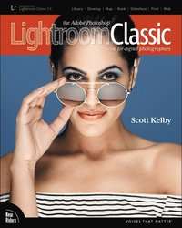 bokomslag The Adobe Photoshop Lightroom Classic CC Book for Digital Photographers