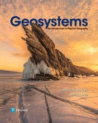 bokomslag Geosystems