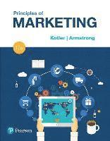 bokomslag Principles of Marketing Plus Mylab Marketing with Pearson Etext -- Access Card Package