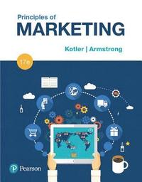 bokomslag Principles of Marketing, Student Value Edition Plus Mymarketinglab with Pearson Etext -- Access Card Package