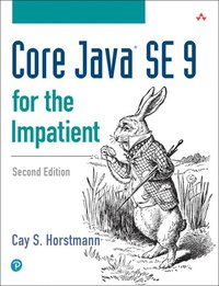 bokomslag Core java se 9 for the impatient
