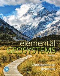 bokomslag Elemental Geosystems