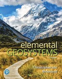 bokomslag Elemental Geosystems Plus Mastering Geography with Pearson Etext -- Access Card Package