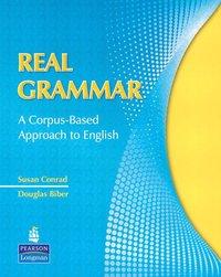 bokomslag Real Grammar: A Corpus-Based Approach to English