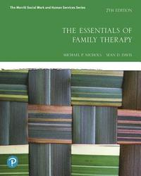 bokomslag The Essentials of Family Therapy Plus Mylab Helping Professions with Pearson Etext -- Access Card Package [With Access Code]