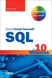 bokomslag SQL in 10 Minutes a Day, Sams Teach Yourself