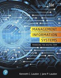 bokomslag Management Information Systems