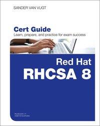 bokomslag Red Hat RHCSA 8 Cert Guide, 1/e