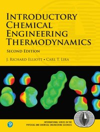 bokomslag Introductory Chemical Engineering Thermodynamics