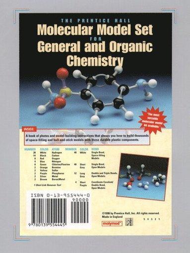 bokomslag Prentice Hall Molecular Model Set for General and Organic Chemistry