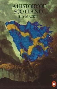 bokomslag A History of Scotland