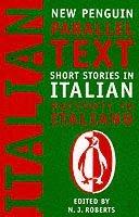 bokomslag Short stories in italian - new penguin parallel texts