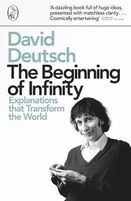 bokomslag The Beginning of Infinity