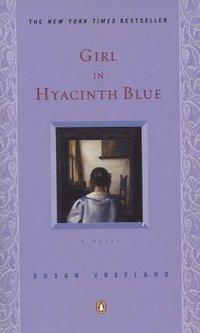 bokomslag Girl in Hyacinth Blue