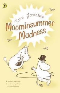 bokomslag Moominsummer Madness