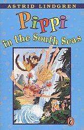 bokomslag Pippi In The South Seas