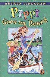 bokomslag Pippi goes on board