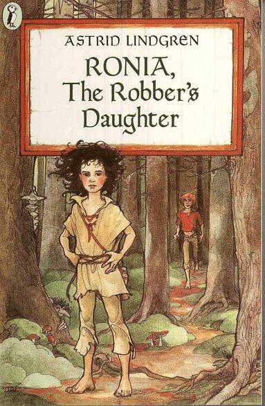 bokomslag Ronia, The Robber's Daughter