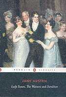 bokomslag Lady Susan, the Watsons, Sanditon