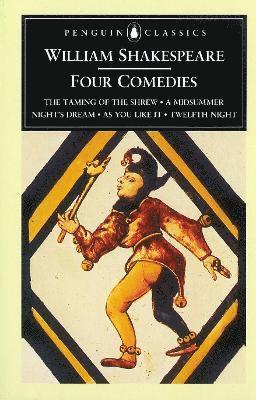 bokomslag Four Comedies