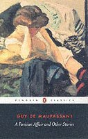 bokomslag A Parisian Affair and Other Stories