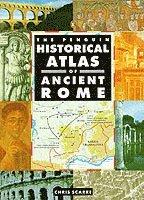 bokomslag The Penguin Historical Atlas of Ancient Rome